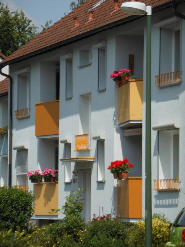 """Quartier """"Blumensiedlung Horstmar"""" Lünen"""