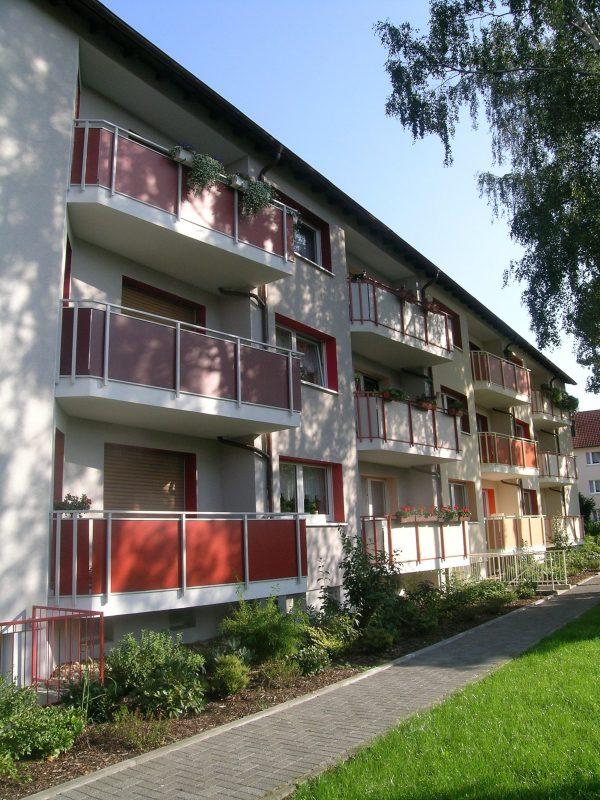 Häuser-Ensemble Kamen