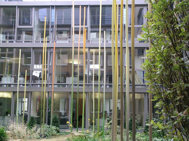 Kunst am Bau Gagfah-Immobilien Essen